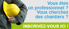 inscription devis travaux